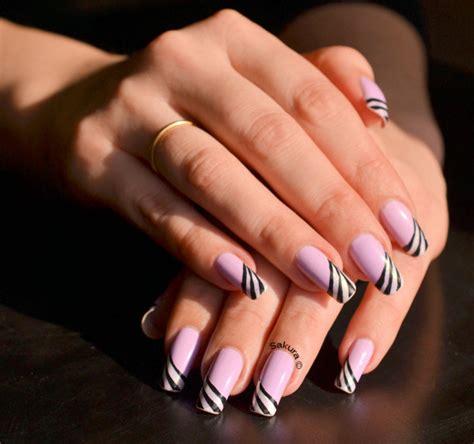 easy nail art procedure nail art facile douceur lin 233 aire et pas 224 pas nail art
