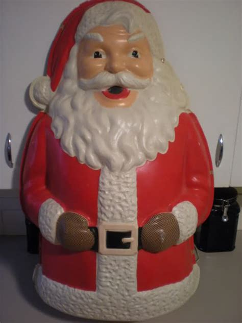 polk brothers santa who can identify this santa molds planetchristmas