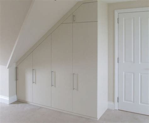 Loft Wardrobes loft furniture bespoke fitted furniture for lahart carpentry