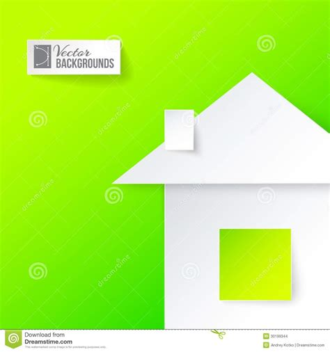 Origami Home - origami home in paper stock images image 30199344