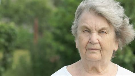 46 old white woman picture old people and feelings portrait of worried old woman