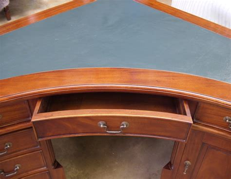 corner pedestal desk custom made desks see details