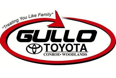 Gullo Toyota Conroe Tx Gullo Toyota Logo From Gullo Toyota Of Conroe In Conroe