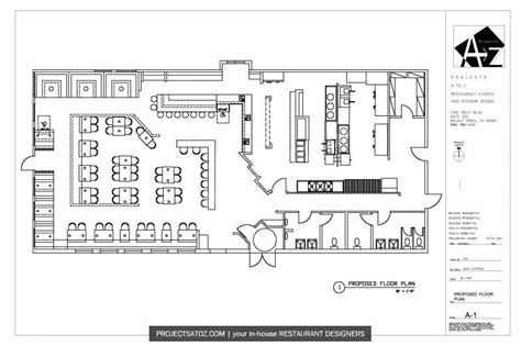 restuarant floor plan e s modern japanese fast food restaurant projects