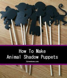 How To Make Paper Shadow Puppets - 1000 images about projects on tissue