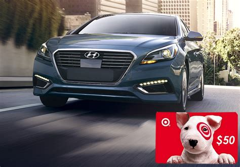 Test Drive Car Gift Card - free 50 gift card with hyundai test drive target amazon or visa gift card