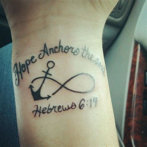 hope anchors the soul tattoo discover and save creative ideas