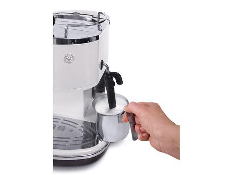 Delonghi Coffe Maker Eco310 W delonghi eco311w espresso white hotpoint co ke