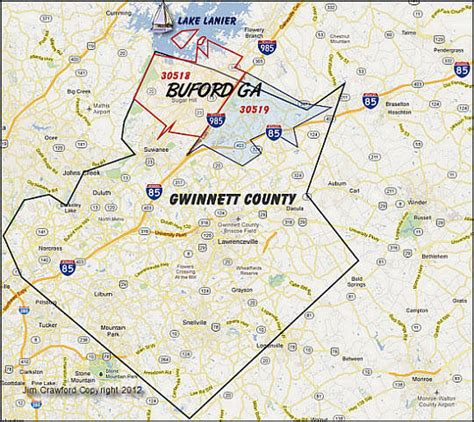 buford ga homes for sale by zip codes