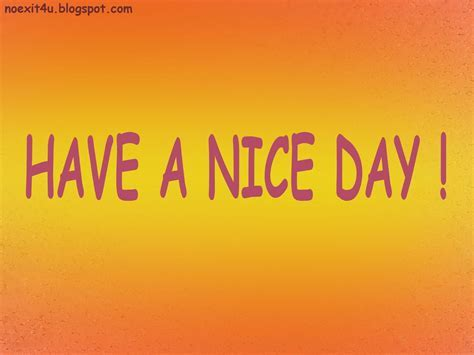HD NICE DAY WALLPAPER ~ noexit4u.com