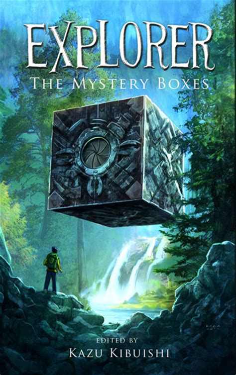 explorer the mystery boxes book may 2012