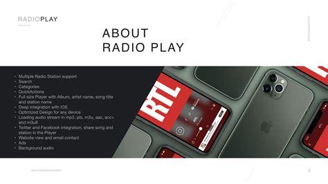 github radiomymeradio play  ios  tvos compatible ios  tvos  radio play  ios