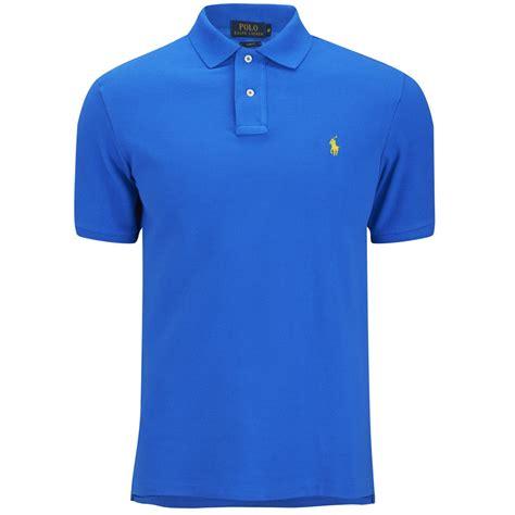 Polo Shirt Polo Raphl Custom Tshirt Polo polo ralph s custom fit pique polo shirt spa royal free uk delivery 163 50