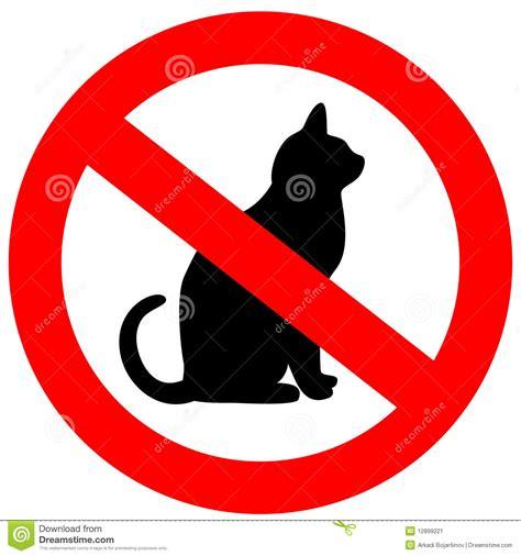 free painting no geen katten stock illustratie illustratie bestaande uit