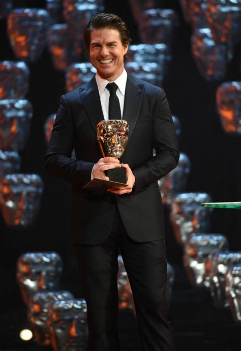 Tom Cruise Film Awards | baftas 2015 tom cruise david beckham and all the awards