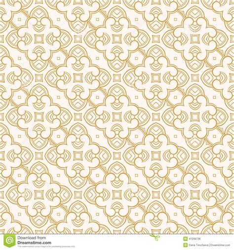 yellow vintage pattern vintage yellow pattern stock vector image 41299736