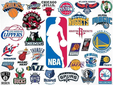 Mba Team Names by Nba Team Logos Wallpapers 2016 Wallpaper Cave