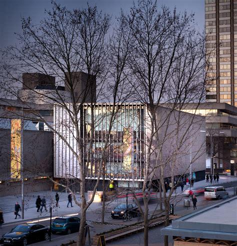 designboom london haworth tompkins renovates london s national theatre