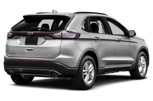 Suv Ford Edge 2015 Ford Edge Price Photos Reviews Features