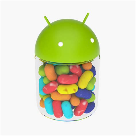 android jellybean 3d android jelly bean