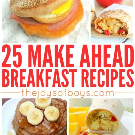 easy make ahead dinner recipes 35 and easy dinner recipes for the family on the go