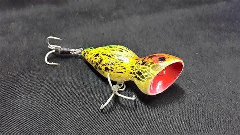Handmade Fishing Lures Wood - premium fishing bait lure handmade tackle topwater wood