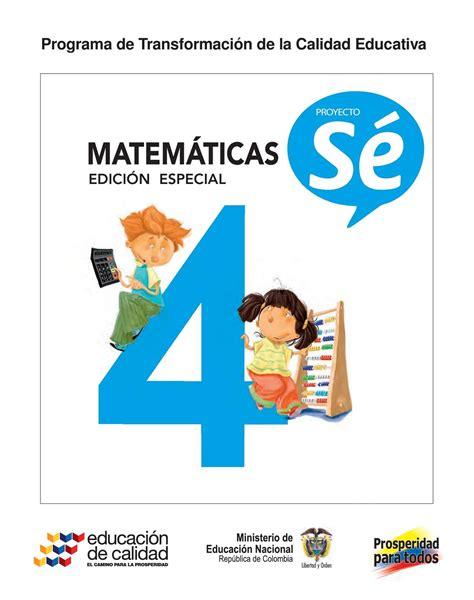 ciencias naturales cuarto de basica ecuador libro de matematicas de cuarto de basica libro