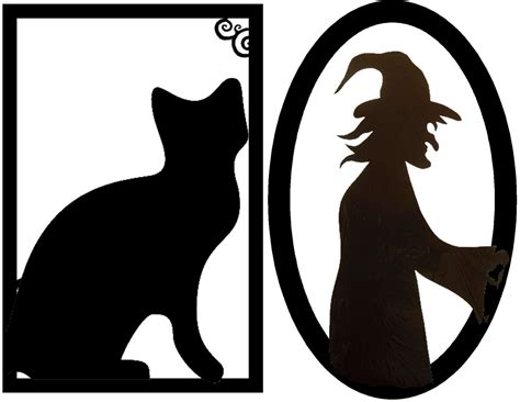 printable free halloween decorations halloween decorations ideas framed creepy