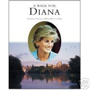 walk it princess books a walk for diana princess diana book boutique