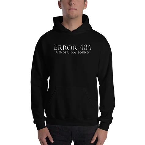 Gender Not Found Unisex Hoodie Explore Sex Talk