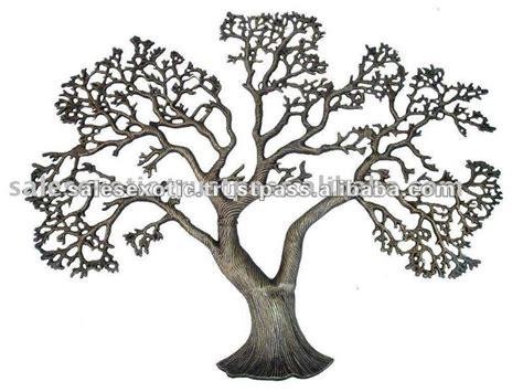 tree of life home decor m 233 tal arbre de mur de d 233 cor vie plaques de d 233 cor id de