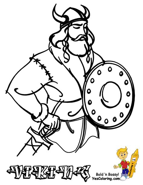 sketches of viking women coloring pages