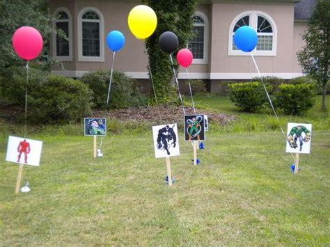 superhero themed games superhero birthday party ideas superhero sprays and