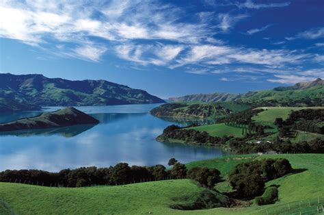 pictures of new christchurch to akaroa a great day out on the bike