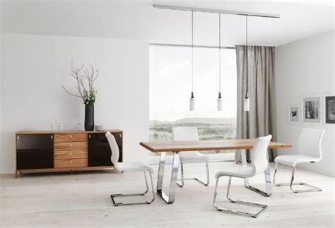 Track Lighting Esszimmer Designer Esszimmerst 252 Hle F 252 R Eine Moderne Ambiente