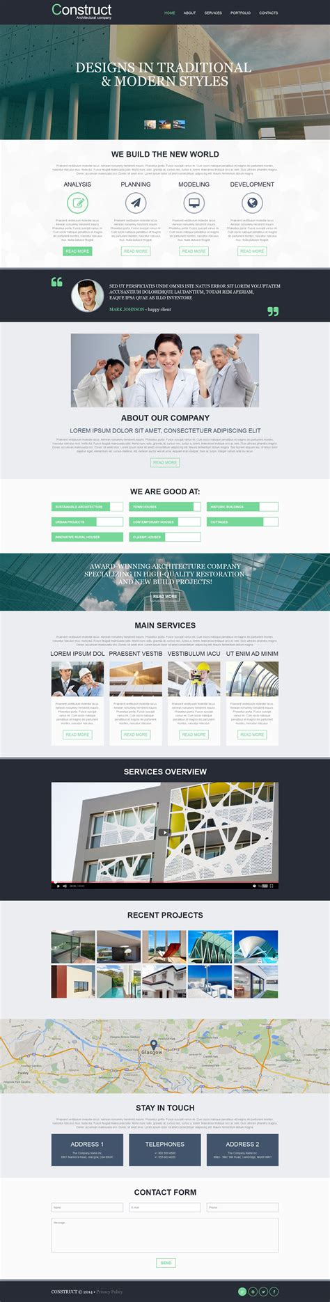 free adobe muse website templates free adobe muse template