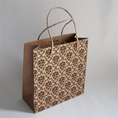 bag design arabesque ambalaj