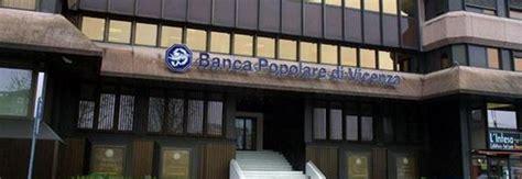 popolare di vicenza sede centrale blitz della finanza perquisizioni nella sede della