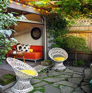 Garden Design In Small Home Renovations Small Home Garden Design