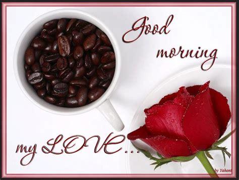 good morning love wallpaper hd wallpaper