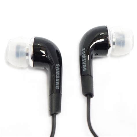 Headset Headset Samsung Headset Samsung Original Hf gsmok earphones hf samsung ehs64avfbe black original