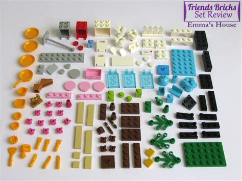 Bricks Friends 18 friends bricks s house review
