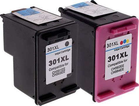 Hp Hp 1000 1441tu Black remanufactured hp 301xl black colour ink for hp deskjet