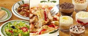italian courses for a dinner olive garden reveals a 3 course italian dinner for 12 95