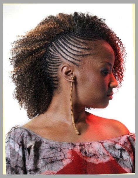 side braids for woman over 60 17 best ideas about cornrows with weave on pinterest