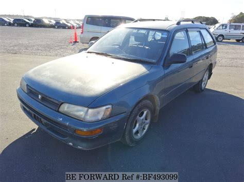 Toyota Sprinter Wagon Used 1997 Toyota Sprinter Wagon L E Ee104g For Sale