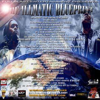 the blueprint jay z torrent dj tiger presents nas jay z the illmatic blueprint
