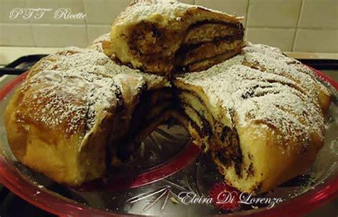 fiore di pan brioche con nutella fiore di pan brioche farcito con nutella ptt ricette