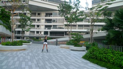 the amazing interlace housing complex in singapore see the world building of the year winner the interlace