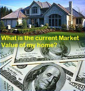 what is the value of my home